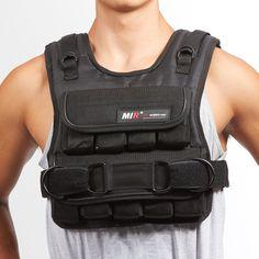10 Best weight vest images | Weighted vest, Vest, Strength
