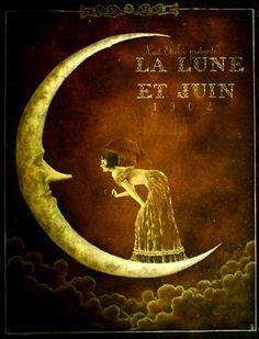 la lune | Tumblr