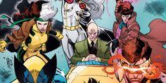 Marvel Teases X-Men '92's Return.