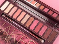 Urban Decay has announced the launch of a new eyeshadow palette Naked Cherry, just days after the original Naked Palette was discontinued. Eye Makeup Tips, Makeup Tools, Makeup Brushes, Makeup Geek, Makeup Ideas, Beauty Makeup, Drugstore Beauty, Makeup Designs, Makeup Tutorials