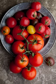 """Tomatoes get there red hue from lycopene, a carotenoid that helps to keep your skin smooth. Researchers found that 20 individuals, who had higher skin concentrations of lycopene, had smoother skin."""