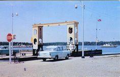 St. Joe's Island Ferry