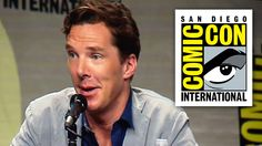 Benedict Cumberbatch Talks Sherlock Series 4 and Doctor Strange - Comic Con 2014