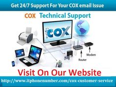 Facing problem in accessing the COX email in iPhone or any MAC device? Contact the support team over COX tech support phone number and resolve the queries.