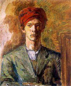 Zygmunt Waliszewski, Self-Portrait, 1929