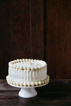 Hummingbird High: White Chocolate Malt Cake
