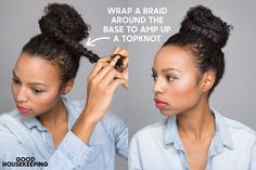 """""""Pineapple Trick"""" Will Give You Defined Curls Overnight 15 Incredible Curly Hair Tips and Incredible Curly Hair Tips and Tricks Hair Dye Tips, Curly Hair Tips, Natural Hair Tips, Curly Hair Styles, Natural Hair Styles, Cabelo 3c 4a, Victory Curls, Braided Top Knots, Cute Curly Hairstyles"""