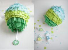Tutorial: Mini Piñatas |