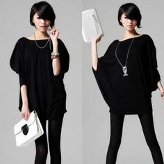 Womens clothing Punk style 2013 trend womens cotton Plus size  Long design Free shipping...Love It!!