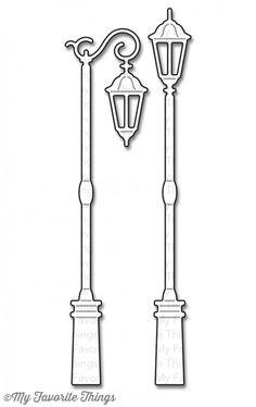 Die-namics Streetlights