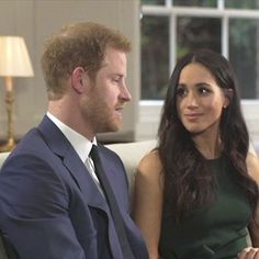 """""""We're a fantastic team and we know we are, and we hope over time to try have as much impact for all the things we care about as much as possible."""" In this interview, filmed on the day Prince Harry and Meghan Markle's engagement was announced, the couple talkabout how the """"stars were aligned"""" as they fell in love."""