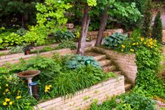 Are you frustrated because you can't figure out what to do with the slope in your Tulsa landscape? Numerous Tulsa residents find themselves with this type of landscape design issue because so many ...