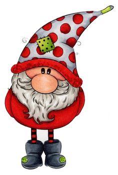 christmas art Thomas winter G - weihnachten Christmas Mantels, Christmas Gnome, Christmas Door, Christmas Wreaths, Christmas Crafts, Christmas Decorations, Christmas Ornaments, Winter Christmas, Outdoor Christmas