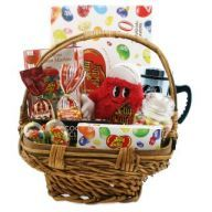 The Jelly Belly Premium Gift Basket!