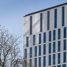 "Schmidt Hammer Lassen's Malmö Live is a cultural complex designed as ""a small city"""