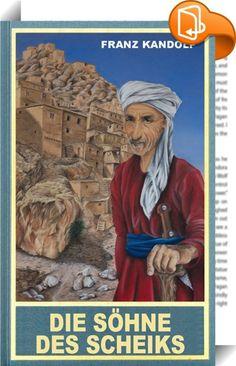 """Die Söhne des Scheiks    :  Franz Kandolfs in den 1930er-Jahren entstandene spannende Karl-May-Pastiche knüpft inhaltlich an Ereignisse aus den Bänden 2 und 3 der Gesammelten Werke an, """"Durchs wilde Kurdistan"""" und """"Von Bagdad nach Stambul"""".  Die geheimnisvolle Marah Durimeh schickt Brief und Amulett an Kara Ben Nemsi mit der Bitte, sich des Ssali Ben Aquil anzunehmen. Diese Gestalt, die im Werk Karl Mays eigentlich eine Nebenfigur ist, wird von Kandolf nun in den Mittelpunkt seiner For..."""