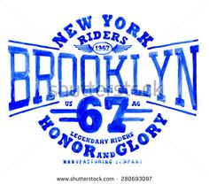 new york handmade graphic