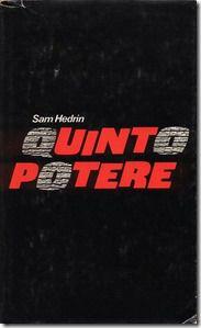 Quinto Potere (libro) - Sam Hedrin
