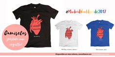 Camisetas Madrid Worldpride 2017