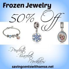 Kids Frozen Jewelry Sale | Savings on Elsa & Anna Jewelry #disney #frozen #jewelry