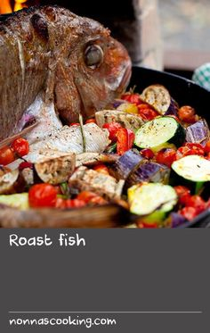 """Roast fish 