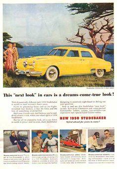 studebaker car ads