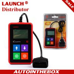 Buy Launch X431 CREADER IV+ Car Universal OBDII/EOBD Code Reader  $27.99 http://www.autointhebox.com/buy-launch-x431-creader-iv-car-universal-code-scanner_p1448.html a small repairing device, including OBDII, multi language function. Provide professional car repairing service for DIY and Small repair shop customers.   Email: service@autointhebox.com  #obd2