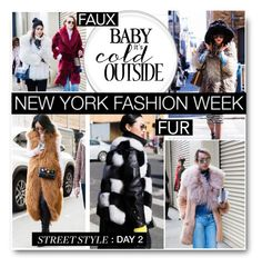 """""""Street Style Day 2: NYFW Fall 2016"""" by beebeely-look ❤ liked on Polyvore featuring women's clothing, women, female, woman, misses, juniors, StreetStyle, NYFW, PolyvoreNYFW and nyfwstreetstyle"""