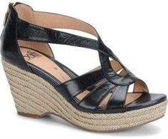Sofft Women Mena Wedge Sandals.