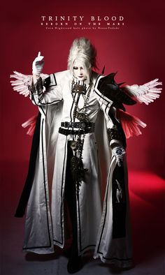 Cure WorldCosplay is a free website for submitting cosplay photos and is used by cosplayers in countries all around the world. Even if you're not a cosplayer yourself, you can still enjoy looking at high-quality cosplay photos from around the world. Trinity Blood, Light Novel, View Photos, Novels, Cosplay, Clothing Ideas, Illustration, Anime, Costume