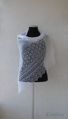 My heaven shawl