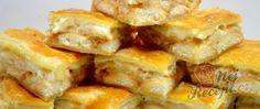 Recept Krémové řezy s jablky