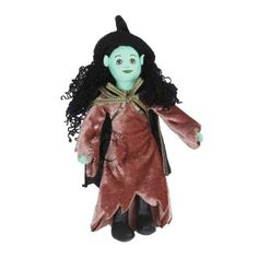 Wicked Witch finger puppet