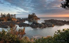 Amphitrite Point, Ucluelet, Vancouver Island