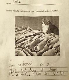 Give this kid an A+