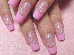 French Nail Art Design Gallery | Easy Nails Designs For Summer | NailsShine.com