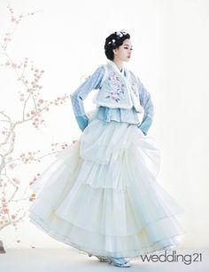 [한복] 진주상단, 봄을 기다리는 설렘 < 라이프 뉴스 < 결혼대백과 웨프(WEF)