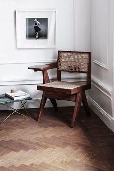 galerie maison première. Pierre Jeanneret.