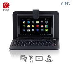 ¿Aún no has descubierto nuestra oferta de la semana? Tablet de 7 pulgadas con funda + teclado de regalo y GPS incorporado por solo 59,95 € ¡Incluye accesorios para tu 🚗 ! #WeLoveFridays