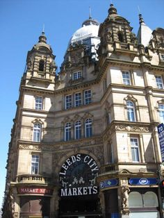 Leeds City Markets - Kirkgate Market very high possibility ill see this summer! I'm so excited!!