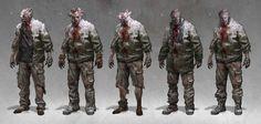 Zombie Apocalypse Outfit, Apocalypse World, Apocalypse Survival, Zombie Cosplay, Zombie Art, Post Apocalyptic, Runners, Winter, Artwork
