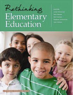Book - Rethinking Elementary Education