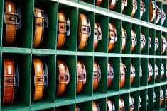Our affordable #student rental program offers expertly set up #violins, #violas and #cellos.