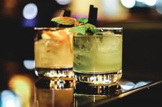 Basil Smash Gin and Whiskey Sour in Joe's Bar Joes Bar, Whiskey Sour, Gin, Basil, Contemporary Design, Tips, Jeans, Jin