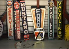 """Ford Sign Lighted Light Up LED 36"""" Vintage Styling Jubilee V8 Truck Man Cave HOT Vending Coin Op Gas Motor Oil Train Lot Motorcycle Man Cave Game Room Bar Ford Chevy LCD TV Rides Wurlitzer Theater Porcelain Movie Neon Air Vegas Arcade Cinema Theater Gumball Cent Machine Gas Oil Man Cave Game Room Bar Pub Garage Lot Sign TV Pay Vintage Retro Old Antique Art Shop Model Car Decal Collectible Pump Globe Mobil Phone Car Chevy Ford"""