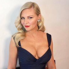 Kirsten Dunst Hot At The Annual Primetime Emmy Awards