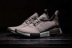 adidas NMD R1 Primeknit 'French Beige' Raffle Click to enter