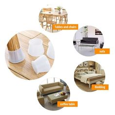 Furniture Silicon Protection Cover ( New Year Special Prices ) – Pretty Little Sale Kitchen Chairs, Patio Chairs, Dining Room Chairs, Metal Bistro Chairs, New Year Special, Transparent Design, Furniture Legs, Table Legs, House Design