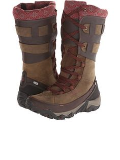 Snow weather! Merrell at Zappos. Free shipping, free returns, more happiness!