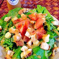 野菜がもっと食べたくなる♡あの名店レストランのサラダドレッシング再現レシピ